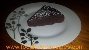 portuguese chocolate cake flr