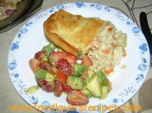 ROASTED CHICKEN POT PIE WITH SWEET POTATO CRUSTROASTED CHICKEN POT PIE ...
