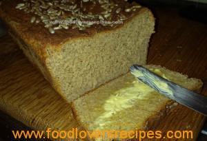 glutenvrye brood geen knie