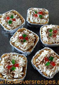 babana caramel fridge tart