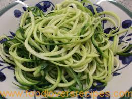 babymarrow spaghetti