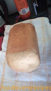 ITALIAANSE KRUIE EN KNOFFEL BROOD