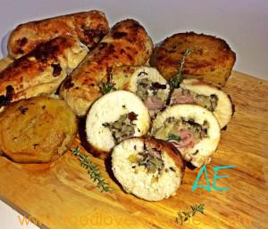 food lovers recipes sous vide stuffed chicken rouladesous vide