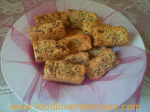 date and nut rusks
