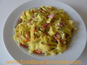 pasta en veggies odette
