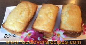 FLR Lemon loaf