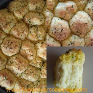 marli se knoffel en kruie botterbroodjies