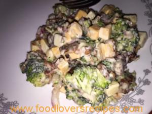 Mareli S Broccoli Salad