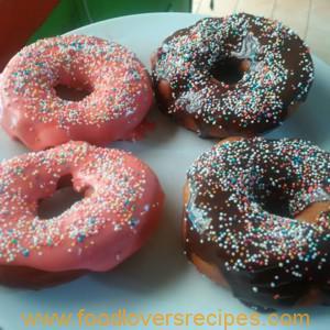 Krispy Kreme Donuts Copycat