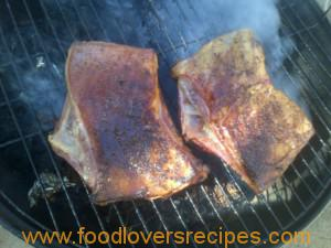 gerookte ribs