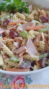petrochicken and pasta