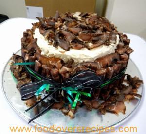 Food Lovers Recipes Savoury Biltong Cakesavoury Biltong Cake