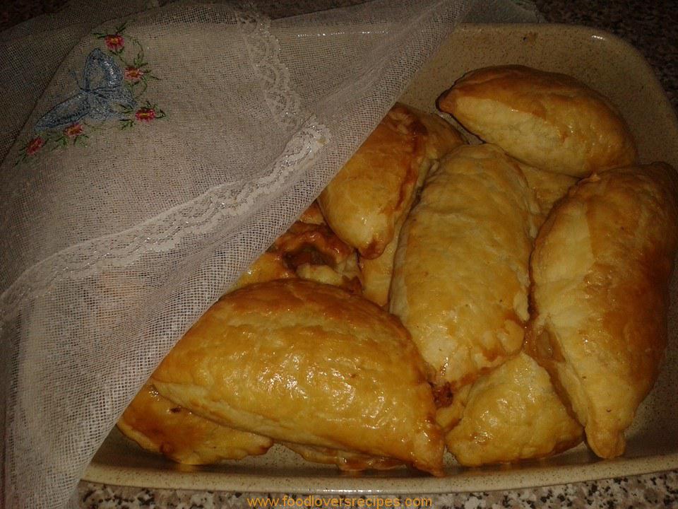 Food Lovers Recipes Korniese Pasteie Cornish Pies